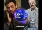 انتقاد تند سعید راد از نوید محمدزاده + فیلم