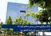 مقاومت بانک مرکزی مقابل صادرکنندگان/فیلم