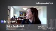 خانم نخست وزیر وسط مصاحبه لرزید! + فیلم