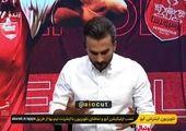گل مارادونایی سعید عزتاللهی به آلبورگ + فیلم