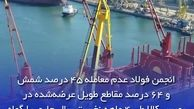 محدودیت های جدید صادرات فولاد حذف شد