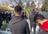 وضعیت بهشت زهرا در پنج شنبه و جمعه آخر سال  + فیلم