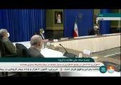 روحانی: ملت ایران از ۳ بحران بزرگ سرافراز بیرون آمد