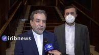 توضیحات عراقچی درباره روند مذاکرات + فیلم