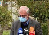 سخنگوی سازمان انرژی اتمی دچار حادثه شد + جزئیات