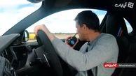 مسابقه هیجان انگیز ۳ خودروی آلمانی + فیلم