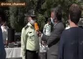 کشف موتورسیکلت ۷ میلیاردی در تهران