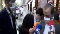 گفتوگوی وزیر صمت با مردم در خیابان + فیلم