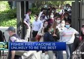 منتظر واکسن کرونا تا قبل از عید باشیم؟