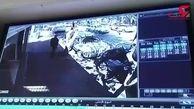 سرقت موبایل در یک چشم به هم زدن! + فیلم