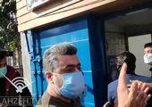عکس یادگاری فرزاد و فرهاد مجیدی بعد از بازگشت به استقلال/عکس