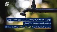 یارانه میلیاردی آب برای استخرهای شمال شهر تهران! + فیلم