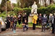 آوازخوانی عاشقان شجریان در ایتالیا + فیلم