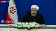 ۳ دستور مهم روحانی به شهردار تهران + فیلم