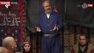 لحظه لو رفتن رای حاج صفی در انتخابات