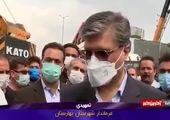 پیشنهاد عجیب احمدی نژاد به فائزه هاشمی + فیلم