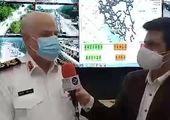 پلیس راهور تهران را با چاقو زدند / فیلم