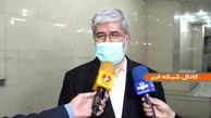 علی مطهری از شعار انتخاباتی خود رونمایی کرد / فیلم