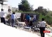 قربانیان تخریب آلونک در بندر عباس بالاخره به حرف آمدند