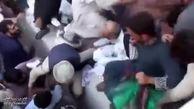 ۱۲ زن افغان در ازدحام صف ویزا کشته شدند + فیلم