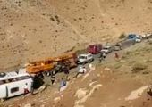 تسلیت آیت الله رئیسی برای سانحه اتوبوس حامل سربازان