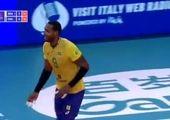 برزیل با برد لهستان فاتح لیگملتهای والیبال شد