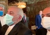 واکنش تند ظریف به کمک نظامی آمریکا به اسرائیل