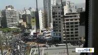 فیلمی تازه از تیراندازی امروز در بیروت / ۶ نفر کشته شدند