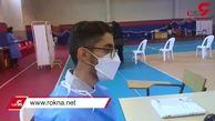 تبدیل سولههای بحران به مراکز واکسیناسیون کرونا+فیلم