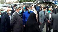 تحویل ۱۱۰ دستگاه اتوبوس ایران خودرو به شهرداری + فیلم