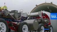 آزمایش انسانی سریعترین وسیله حمل و نقل + فیلم