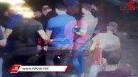 فیلمی از لحظه دستگیری دزد میلیاردی/ مردم امانش ندادند
