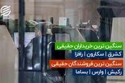 نگاهی به وضعیت امروز بازار بورس (۸ مهر) + فیلم