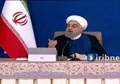 خبر مهم روحانی درباره تحریم تسلیحاتی ایران