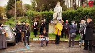 مراسم بزرگداشت شجریان در ایتالیا + فیلم