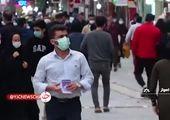 تب و تاب بازار در شب و روزهای عید/ فیلم