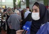 نمکی : واکسن ایرانی بهترین واکسن جهان است