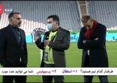 صحبتهای سرپرست باشگاه استقلال درباره فکری/ فیلم