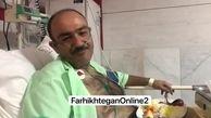 آخرین وضعیت سلامتی مهران غفوریان در بیمارستان + فیلم