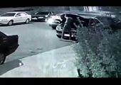 دزدی از پراید در سه ثانیه + فیلم