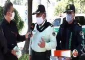 حمله پلنگ به روستایی در الموت + فیلم