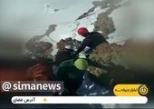 ۵ کوهنورد در زرین کوه دماوند گم شدند!
