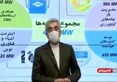 وضعیت مخازن آب کشور از زبان وزیر نیرو + فیلم