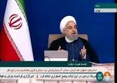 روحانی: من از اول گفتم وزیر بازرگانی داشته باشیم ولی نشد + فیلم