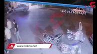 فیلم لحظه قتل گنده لات تهران پس از دربی!