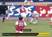 حمله تند و توهین آمیز  مدافع استقلال به محمد میثاقی