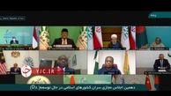 روحانی: برجام حفظ شده است + فیلم