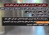 مردم تهران سر خودشان کلاه میگذارند و می میرند!