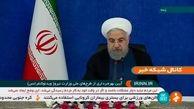 روحانی : امیدواریم مشکلات خوزستان کاهش یابد