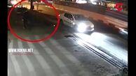 سرقت عجیب گوشی موبایل در تهران +فیلم